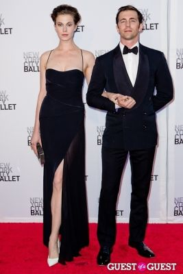 elettra wiedemann in New York City Ballet's Fall Gala