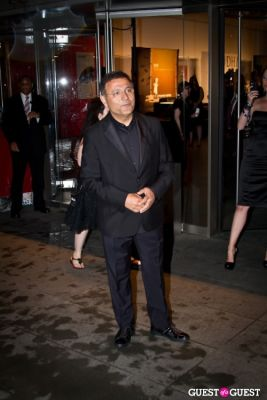 elie tahari in Annual Amfar Foundation Benefit at the MoMA