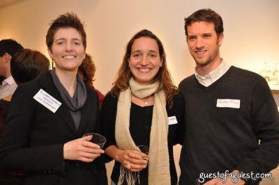elisabeth enenbach in A Holiday Soirée for Yale Creatives & Innovators