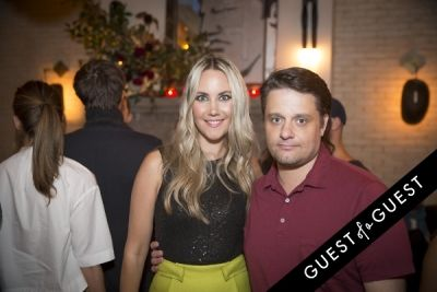 elisabeth kurpis in You Should Know Launch Party Powered by Samsung Galaxy