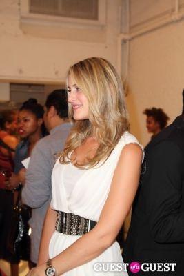 elizabeth beare in I.N.C Fall 2011 Launch Party