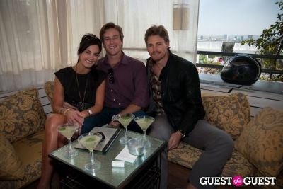 armie hammer in Launch Party
