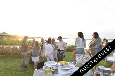 alisa volkman in Cointreau & Guest of A Guest Host A Summer Soiree At The Crows Nest in Montauk