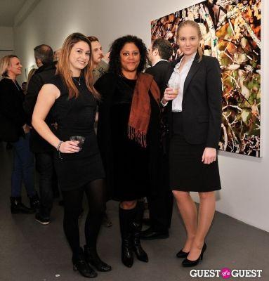 chunde mondlane in Pia Dehne - Vanishing Act Exhibition Opening