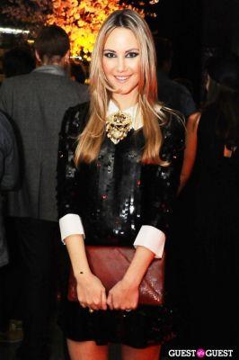 elizabeth kurpis in The New Museum Spring Gala 2011