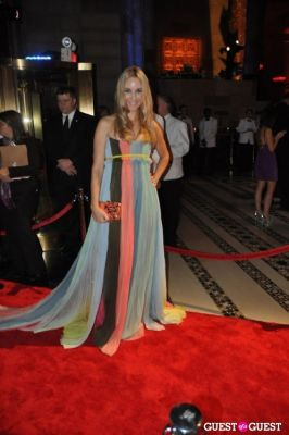 elizabeth kurpis in New Yorkers For Children Fall Gala 2011