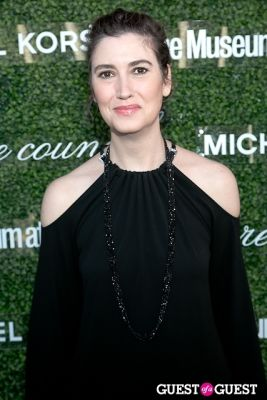 elizabeth musmanno in Michael Kors 2013 Couture Council Awards