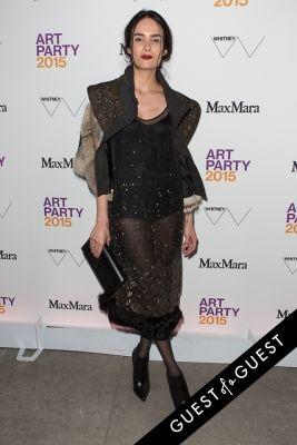 elle dee in Art Party 2015 Whitney Museum of American Art
