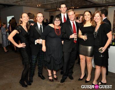 miriam dillon in District Design Society's Creative Black Tie Party
