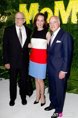 ellsworth kelly in MOMA Party In The Garden 2013