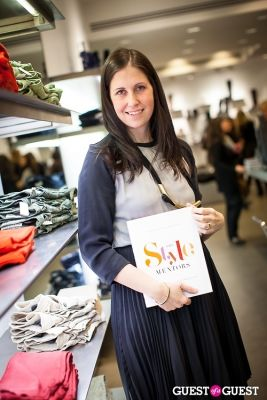 elyssa dimant in Scoop NYC Presents The Style Mentors Signing