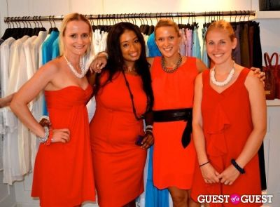 elizabeth long in Same Sky Trunk Show and Cocktail Party