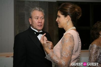 marcela ganoza-de-bombieri in World Monuments Fund Gala After Party