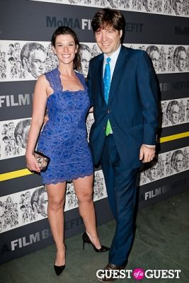 lawrence berenson in Museum of Modern Art Film Benefit: A Tribute to Quentin Tarantino
