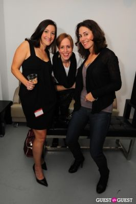 rachel sklar-glynnis-macnicol in FoundersCard Members Party