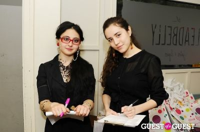 eleonora kukuy in Book Release Party for Beautiful Garbage by Jill DiDonato