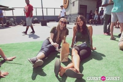 FILTER x Burton LA Flagship Store Rooftop Pool Party With White Arrows