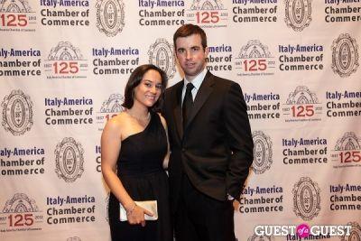 dan walsch in Italy America CC 125th Anniversary Gala