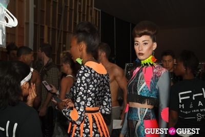 emma bronimann in AIDS Healthcare Foundation Presents Art Hearts Fashion