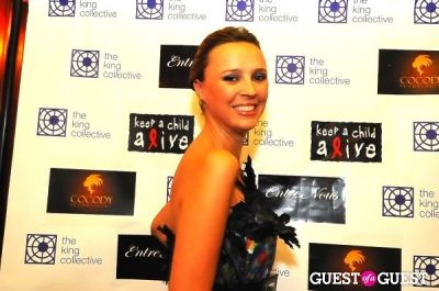 emma cleary in Zelda Kaplan's Birthday Benefit for Keep A Child Alive
