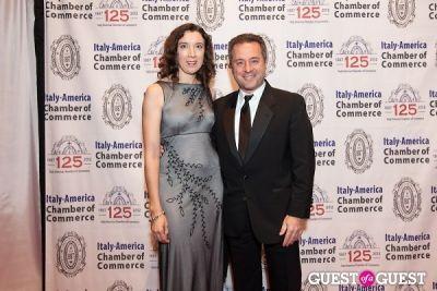 emma consales in Italy America CC 125th Anniversary Gala