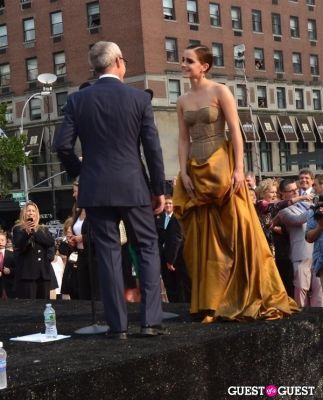 emma watson in Harry Potter And The Deathly Hallows Part 2 New York Premiere