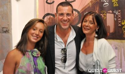 enrica orsi in Summer in Soho and a special exhibition by Matthew Lauretti