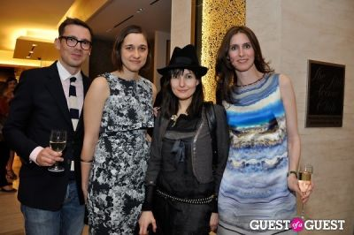 colleen sherin in Saks Fifth Avenue and Whitney Museum of American Art Host Cocktails for Emerging Designers