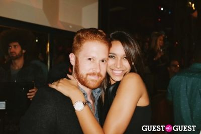 april love in No Resolutions, No Regrets with bebe at Hooray Henry's