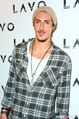 eric balfour in Grand Opening of Lavo NYC