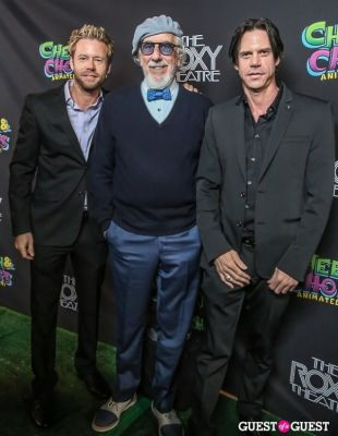 eric chambers in Green Carpet Premiere of Cheech & Chong's Animated Movie