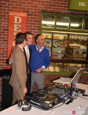 eric garcetti in Chefs For Garcetti Food & Wine Event