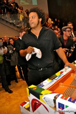 eric lewis in Fendi Book Launch Party for John Baldessari: A Catalogue Raisonne of Prints and Multiples