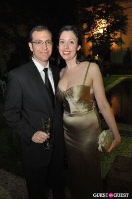 eric mandl in Frick Collection Spring Party for Fellows