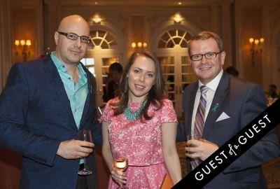 kieran pickering in Ovarian Cancer National Alliance Teal Gala