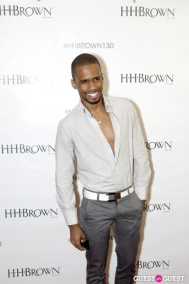 eric west in H.H. Brown Shoe Company's 130th Anniversary Party