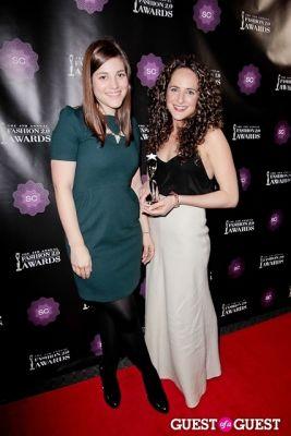 erica cerulo in The 4th Annual Fashion 2.0 Awards