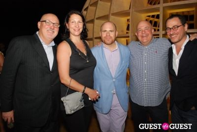 erica dubach-spiegler--2nd-from-left- in Art In America: Celebrating its 100 Birthday