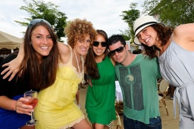 sarah doody in Day and Night Beach Club Brunch Party