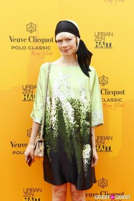 erin fetherston in Veuve Clicquot Polo Classic at New York