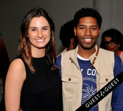 jamal jackson in Bonobos Spring 2015 Collection Presentation