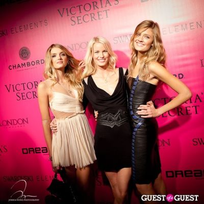 erin heatherton in Victoria's Secret 2011 Fashion Show After Party