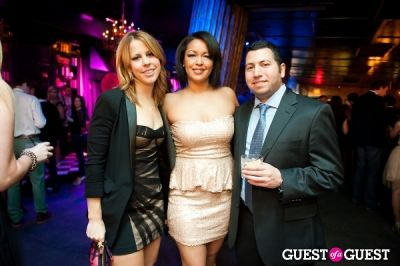 erin lyons in Hot 100 Party @ Capitale