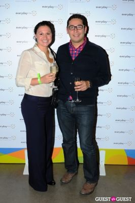 jonathan flores in The 2012 Everyday Health Annual Party