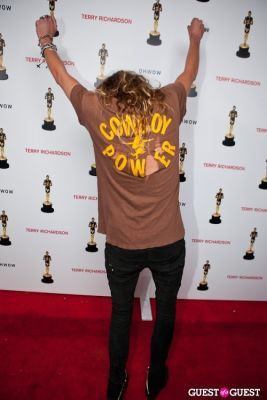 erin wasson in Terrywood - Terry Richardson Gallery Opening