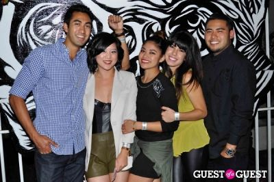 ashley ho in PureVolume and Nicky Romero Event at Create Nightclub