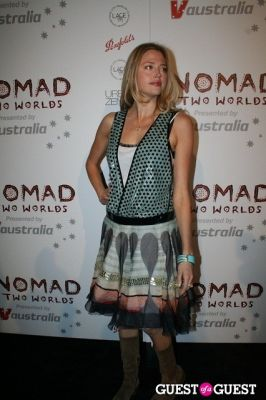 estella warren in Nomad Two Worlds Opening Gala
