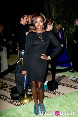estelle in New Yorkers for Children 2012 Fall Gala