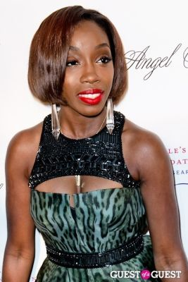 estelle in Gabrielle's Angel Foundation Hosts Angel Ball 2012