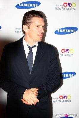 ethan hawke in Samsung 11th Annual Hope for Children Gala